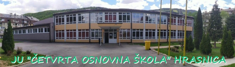 "JU ""ČETVRTA OSNOVNA ŠKOLA"" HRASNICA"